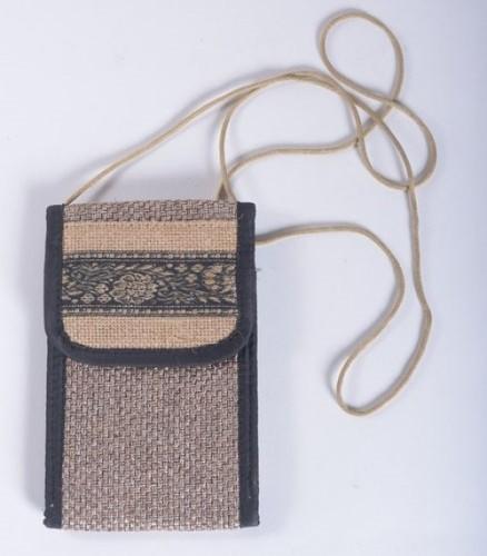 Durable Jute Pouch Bag