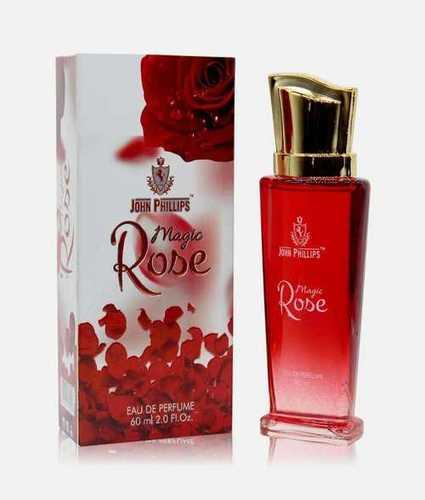 Magic Rose Body Spray Perfume