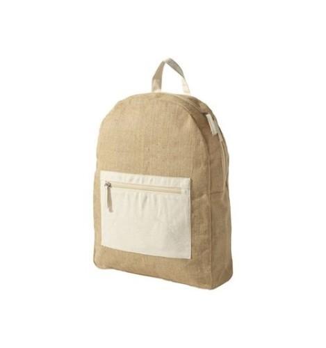 Shoulder Jute School Bag