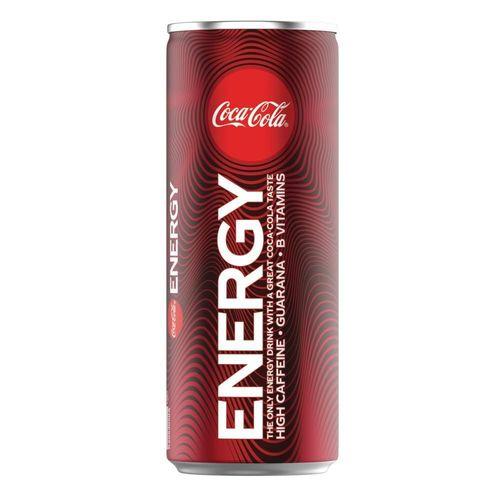 Coca Cola Energy Drinks