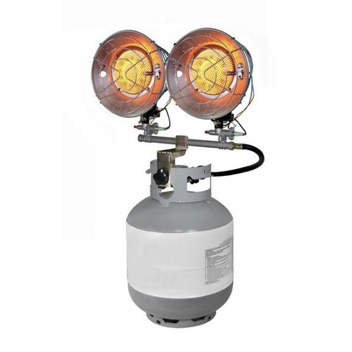 Stainless Steel Portable Propane Gas Heaters