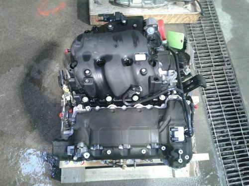 Chevrolet Colorado Lgz (3.6l) V6 Complete Engine With, Automatic Transmission