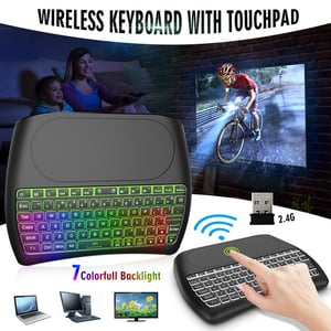 D8-S Air Mouse Wireless Keyboard
