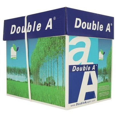 Double A A4 Copy Papers 80 Gsm Certifications: Iso