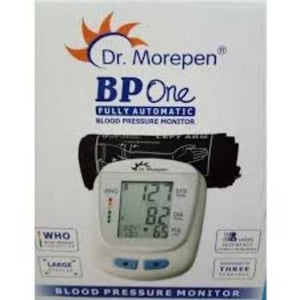 Dr.Morpean Fully Automatic Blood Pressure Monitor