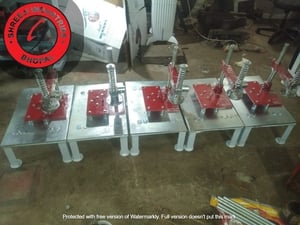 Easy to Operated Blister Packing Machine