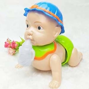 Musical Crawling Baby Toy