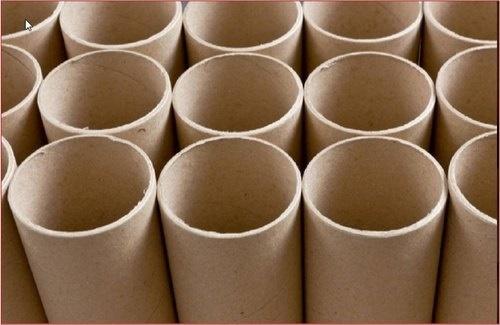Plain Cardboard Paper Tubes