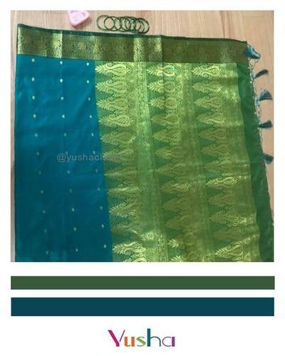 Optonal Traditional Banarasi Art Silk Sarees