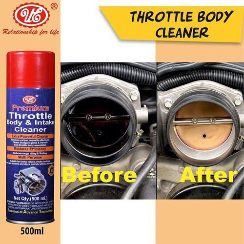 Ue Premium Throttle Body & Intake Cleaner Spray