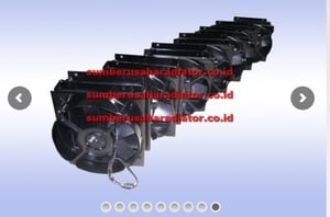 Hydraulic Air Cooler For Oil And Gas Company