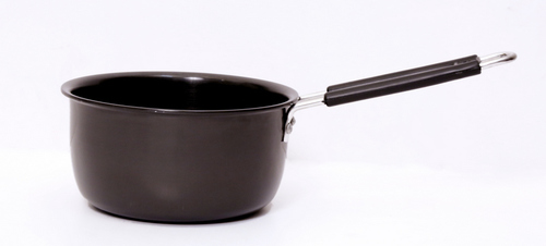 Induction Compatible Hard Anodized Aluminum Saucepan Certifications: Iso 9001 : 2008