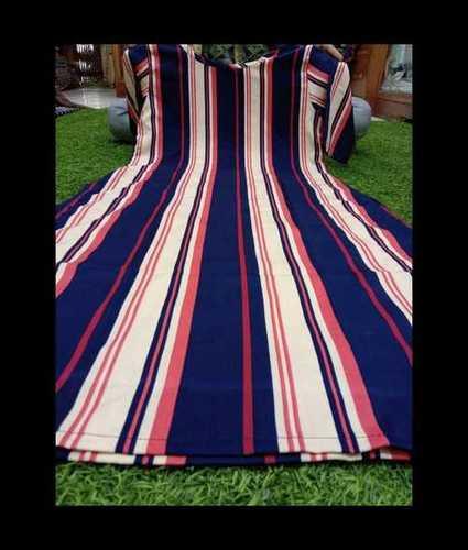 Modern Fashion Ladies Striped Kurti