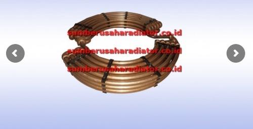 Thrust Bearing Oil Cooler