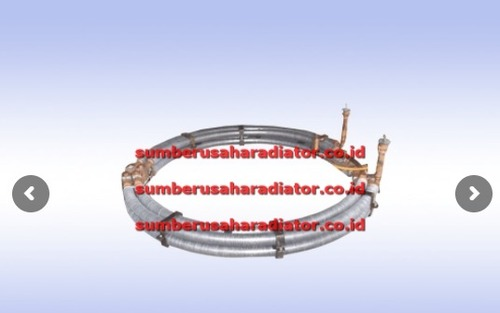 Turbine Oil Cooler For Hydropower Plant