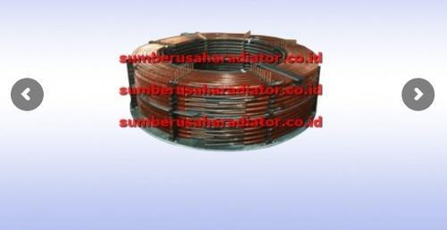 Upper Bearing Oil Cooler