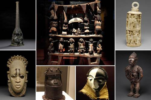 Attractive Ancient African Antiques