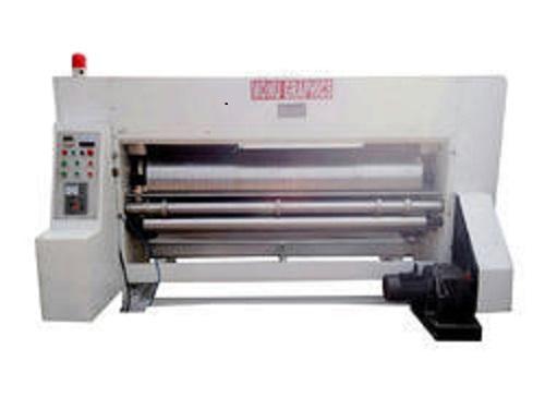 Single Color Printer Slotter