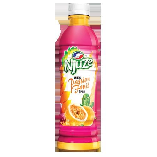 Njuze Passion Fruit Drink Alcohol Content (%): 0%