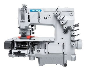 4 Needle Flat Bed Sewing Machines