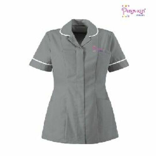 Short Sleeves Nurse Uniform