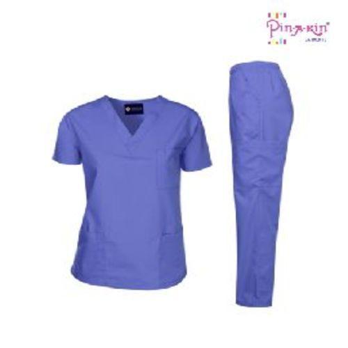 Short Sleeves Patient Uniform
