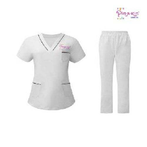Short Sleeves Scrub Suit