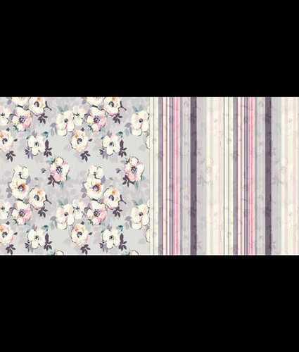 Textile Digital Print Work