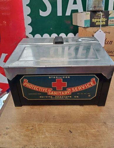Electric Barber Shop Sterilizer