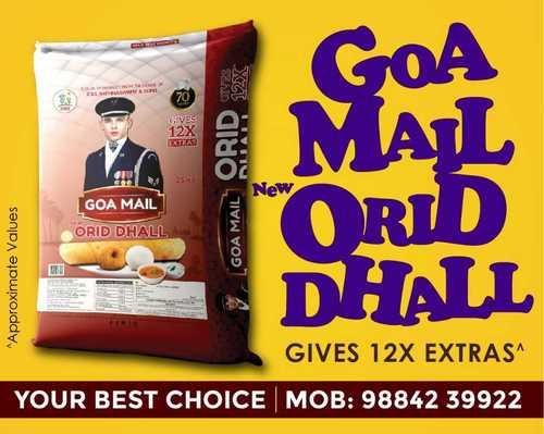 Export Quality Urad Dal