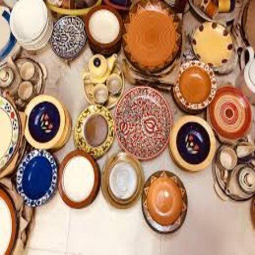Finely Finished Ceramics Crockery
