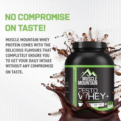 Hygienically Packed Whey Protein