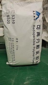 Redispersible Polymer Powder Used for Mortar