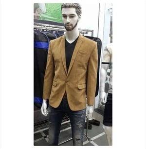 Straight Standing Male Mannequin