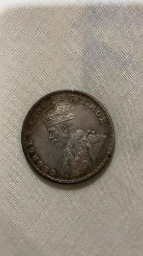 1RS Coin Of George King Emperor 1917