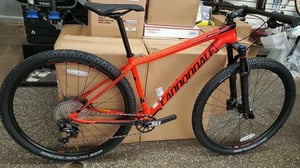 Cannondale F-Si Carbon 5 XC Mountain Bike Bicycle