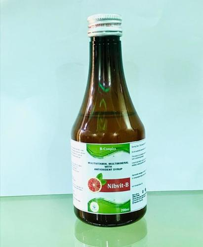 Nibvit - B Syrup