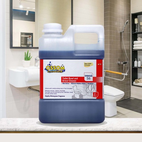 OSSOM S6 Toilet Bowl And Urinal Cleaner (2 Ltrs Pack)