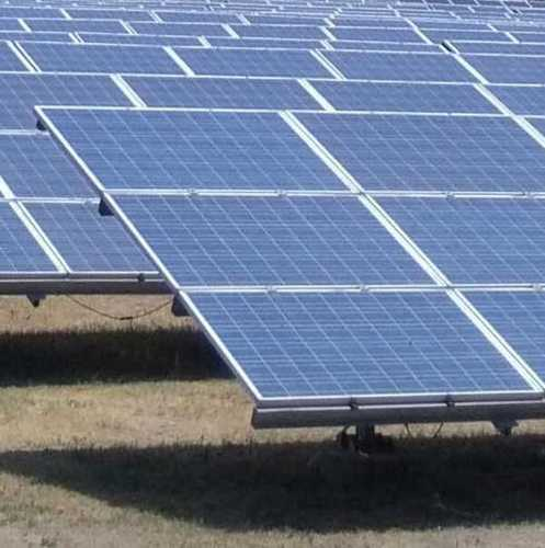Solar Rooftop System Material: Metal