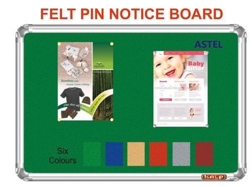 Felt Pin Soft Notice Board