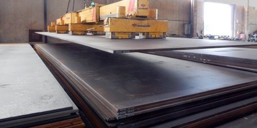 Is2062 Grade High Tensile Plate Application: Construction