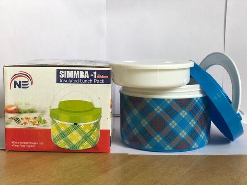 Simmba-1 Deluxe Insulated Tiffin Box