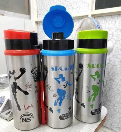 Sports Stainless Steel Bottle
