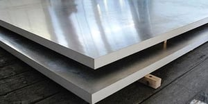 Stainless Steel Plate with High Damage Resistivity