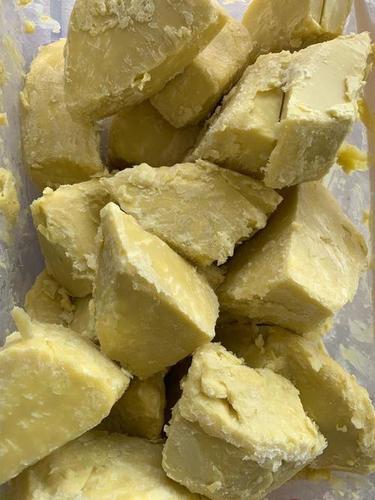 Unrefined Organic 5 Lbs Pure Yellow Raw Shea Butter