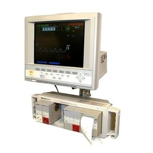 Easily Operate LCD Multipara Monitor
