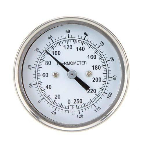 Round Shape Dial Thermometer