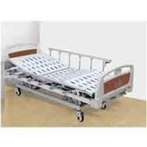 Stainless Steel Hospital Bed