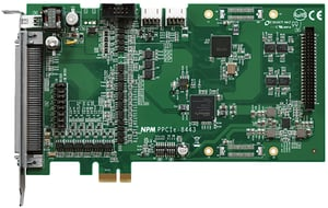 4 Axes Motion Control Card PPCIe-8443