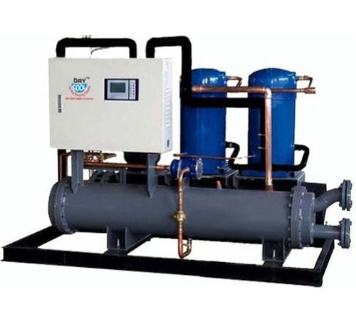 Automatic Portable Water Chillers